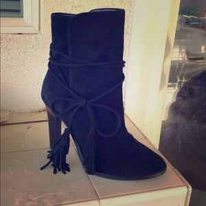 Joie tassel boots